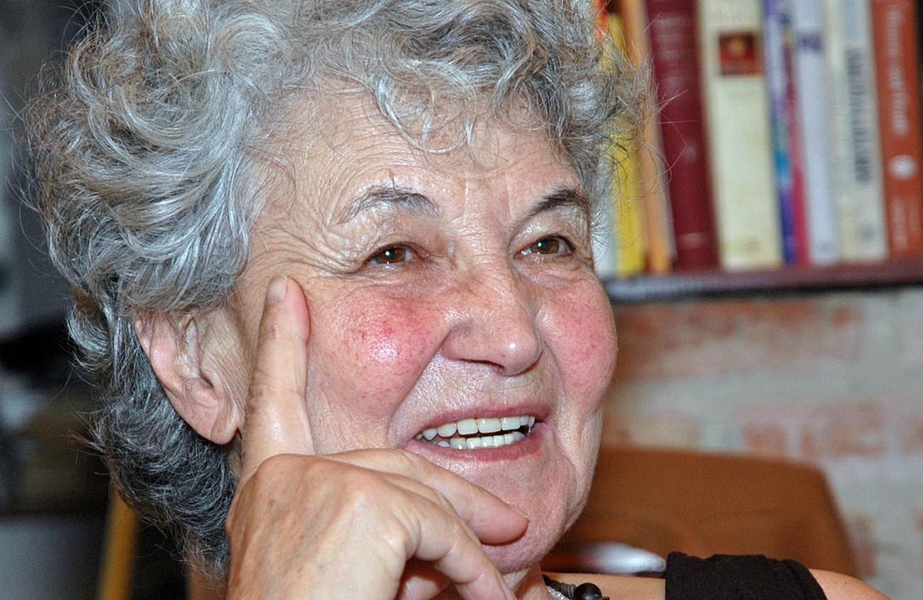 Elsie Romanenghi de Powell, por David Bedoian (2006)