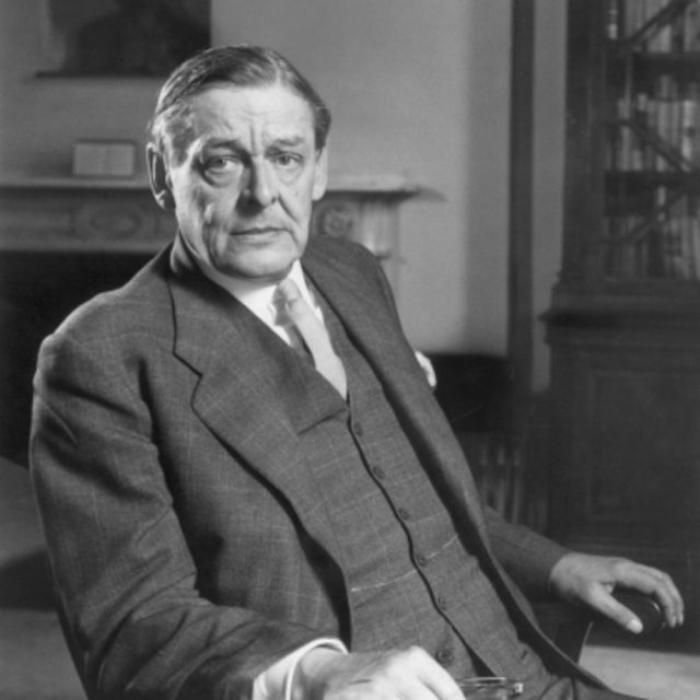 T.S. Eliot: Un cántico de Simeón