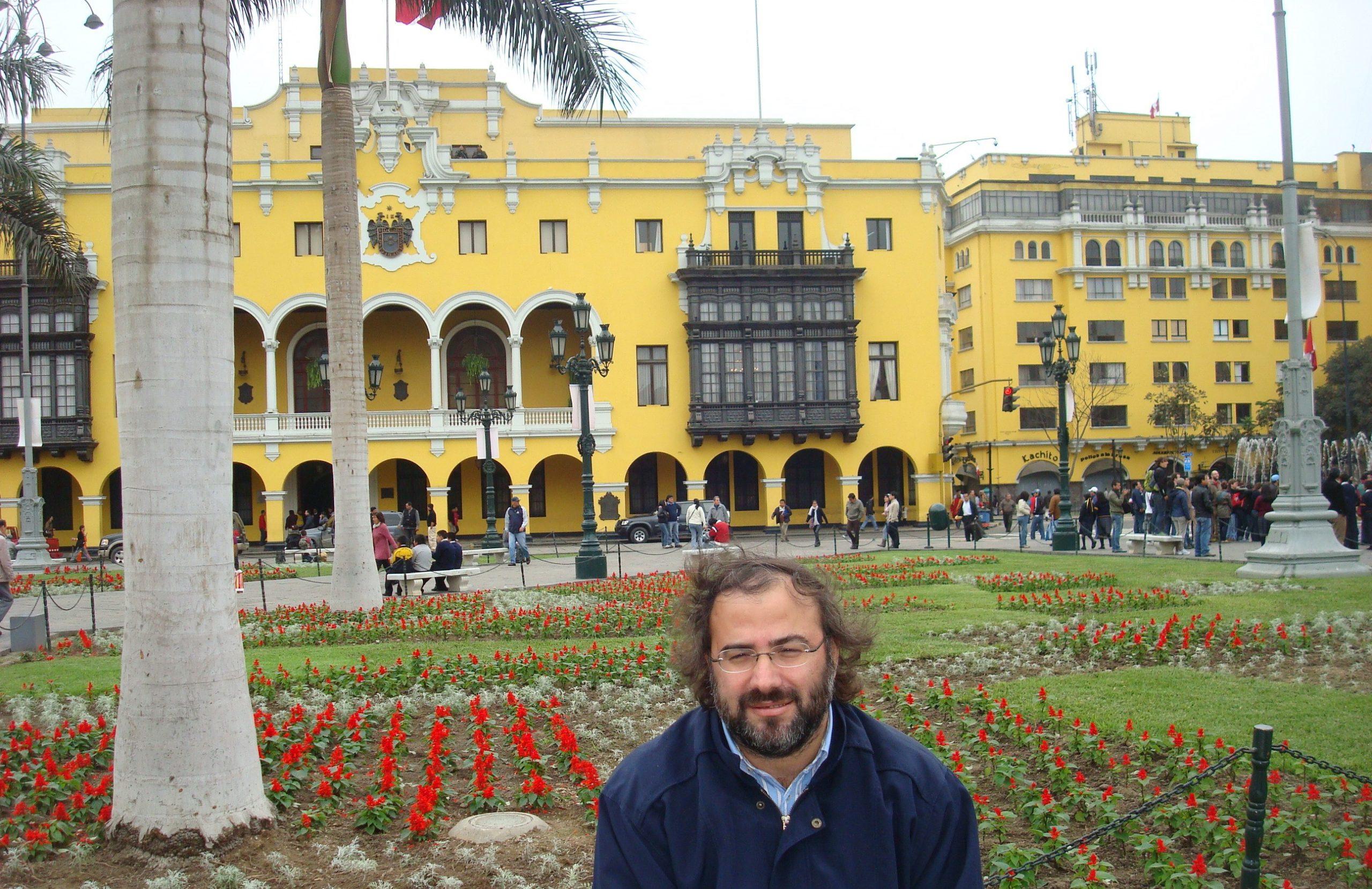 'Perú en alto' o primera aproximación a la poesía de A. P. Alencart