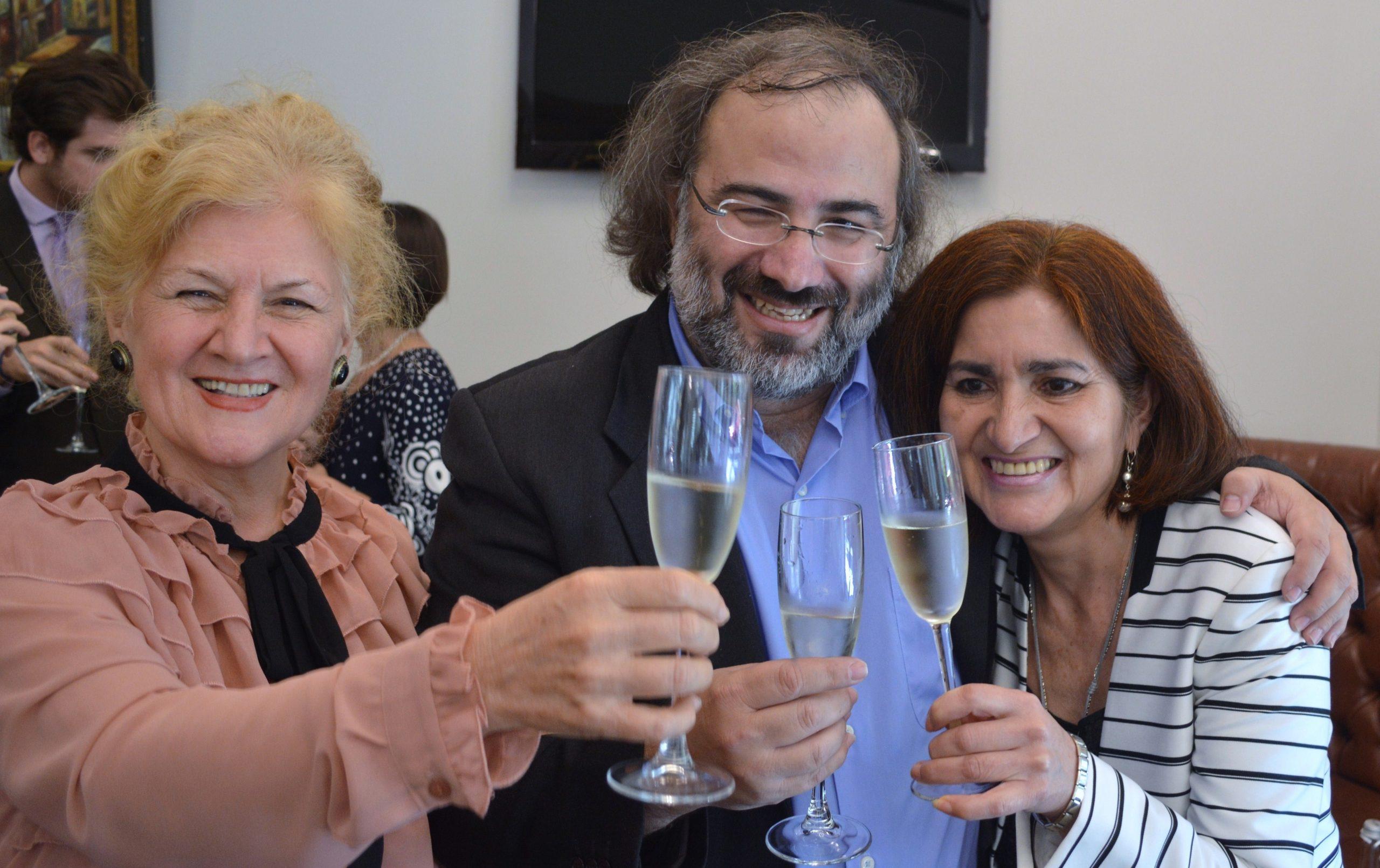 'Muchas gracias / Mulțumesc mult'. Homenaje rumano a Jacqueline Alencar
