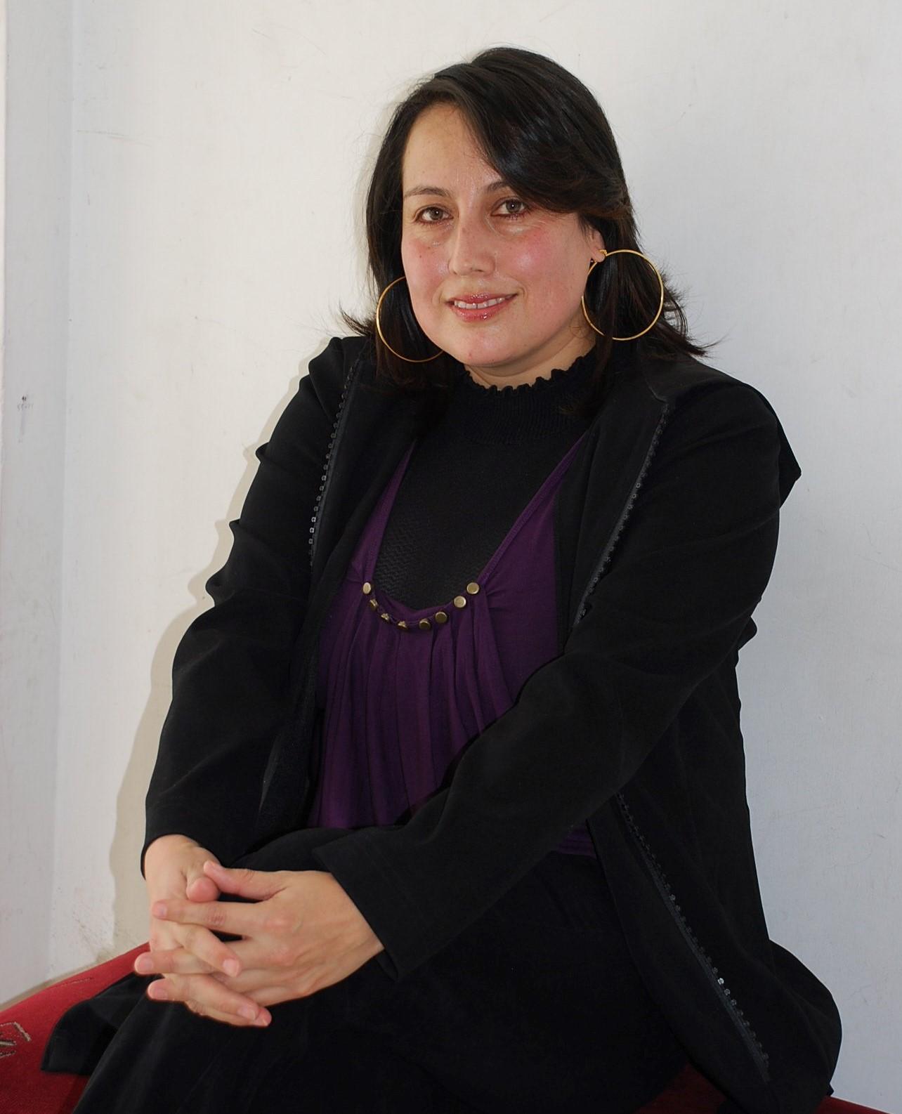 Una vez el amor', poemas de la ecuatoriana Sandra Beatriz Ludeña